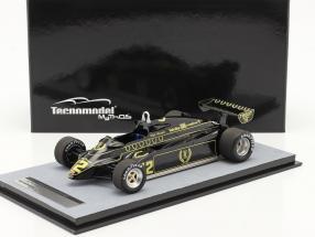 Nigel Mansell Lotus 91 #12 British GP formula 1 1982 1:18 Tecnomodel