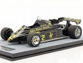 Nigel Mansell Lotus 91 #12 4th Monaco GP formula 1 1982 1:18 Tecnomodel