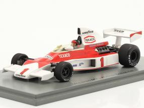 Emerson Fittipaldi McLaren M23 #1 Winner British GP formula 1 1975 1:43 Spark