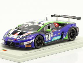 Lamborghini Huracan GT3 Evo #14 24h Spa 2020 Emil Frey Racing 1:43 Spark