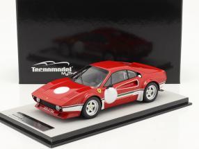 Ferrari 308 GTB/4 LM Test Fiorano 1976 Niki Lauda 1:18 Tecnomodel