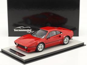 Ferrari 308 GTB/4 LM Press version 1976 corsa red 1:18 Tecnomodel