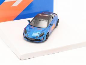 Alpine Renault A110 Cup #36 Presentation Car 2018 1:43 Norev