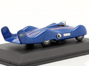 Renault Etoile Filante Speed Record Car 1956 blau