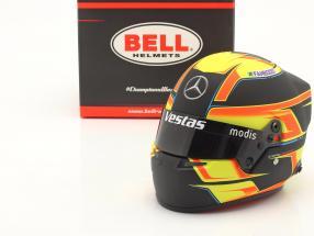 Stoffel Vandoorne #5 Mercedes-EQ Formula E Team season 7 2020/21 helmet 1:2 Bell