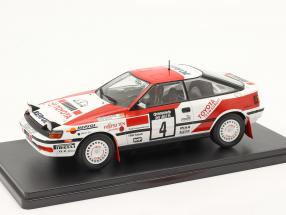 Toyota Celica GT-4 #4 Winner Rallye 1000 Lakes Finland 1990 1:24 Altaya