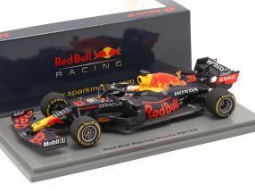 M. Verstappen Red Bull Racing RB16B #33 Winner Emilia-Romagna F1 2021 1:43 Spark