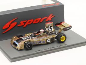 Leo Kinnunen Surtees TS16 #23 Swedish GP formula 1 1974 1:43 Spark