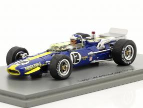 Mark Donohue Eagle MK4 #12 Champ Car Series Riverside 1968 1:43 Spark