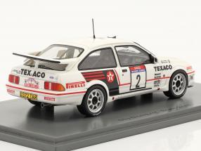 Ford Sierra RS Cosworth #2 Rallye Tour de Corse 1987