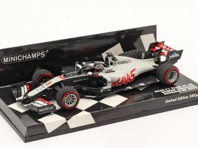 Romain Grosjean Haas VF-20 #8 Bahrain GP Formel 1 2020 1:43 Minichamps