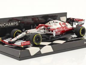 Kimi Räikkönen Alfa Romeo Racing C41 #7 Bahrain GP Formel 1 2021 1:43 Minichamps
