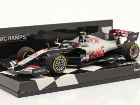Kevin Magnussen Haas VF-20 #20 Abu Dhabi GP Formel 1 2020 1:43 Minichamps