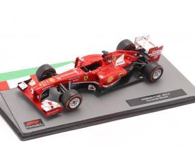 Fernando Alonso Ferrari F138 #3 Formel 1 2013 1:43 Altaya