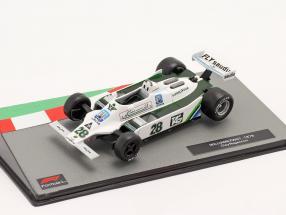 Clay Regazzoni Williams FW07 #28 formula 1 1979 1:43 Altaya