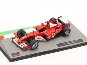 Rubens Barrichello Ferrari F2004 #2 Formel 1 2004 1:43 Altaya