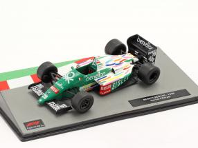 Gerhard Berger Benetton B186 #20 Formel 1 1986 1:43 Altaya