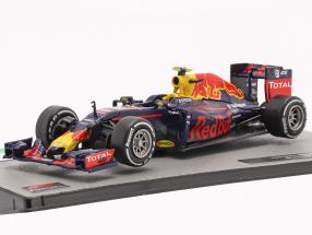 Max Verstappen Red Bull RB12 #33 formula 1 2016 1:43 Altaya