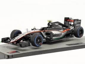 Sergio Perez Force India VJM09 #11 Formel 1 2016 1:43 Altaya