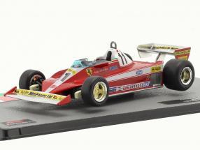 Jody Scheckter Ferrari 312T3 #11 Formel 1 Weltmeister 1979 1:43 Altaya