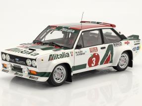 Fiat 131 Abarth #3 Sieger Rallye 1000 Lakes 1978 Alen, Kivimäki 1:18 Kyosho