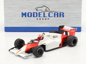 Niki Lauda McLaren MP4/2B #1 Sieger Niederlande GP F1 1985 1:18 Model Car Group