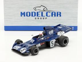J. Stewart Tyrrell 006 #5 Sieger Monaco Formel 1 Weltmeister 1973 1:18 Model Car Group