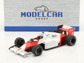 A. Prost McLaren MP4/2B #2 Sieger Monaco Formel 1 Weltmeister 1985 1:18 Model Car Group
