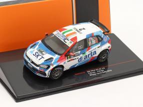 Volkswagen VW Polo GTI R5 #2 Sieger Rallye Ypres 2019 Breen, Nagle 1:43 Ixo