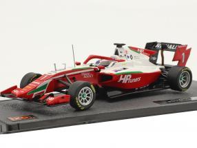 Oscar Piastri Dallara G319 #1 Barcelona GP Formel 3 Champion 2020 1:43 Ixo