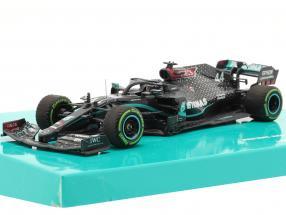 L. Hamilton Mercedes-AMG F1 W11 #44 Sieger Türkei GP Formel 1 Weltmeister 2020 1:43 Minichamps