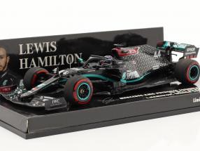 L. Hamilton Mercedes-AMG F1 W11 #44 Weltmeister Toskana GP F1 2020 1:43 Minichamps