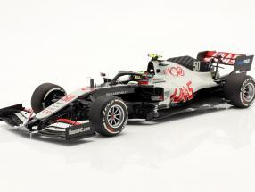 Mick Schumacher Haas VF-20 #50 Testfahrt Abu Dhabi F1 2020 1:18 Minichamps