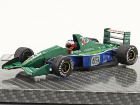 Michael Schumacher Jordan 191 #32 1st GP Race Belgien GP Formel 1 1991 1:43 Ixo