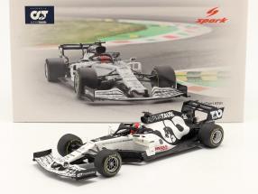 Daniil Kvjat AlphaTauri AT01 #26 Italien GP Formel 1 2020 1:18 Spark