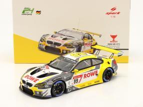 BMW M6 GT3 #99 Winner 24h Nürburgring 2020 Rowe Racing 1:18 Spark