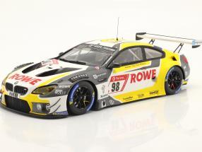 BMW M6 GT3 #98 4th 24h Nürburgring 2020 Rowe Racing 1:18 Spark