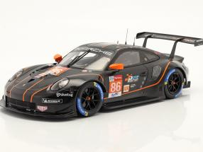 Porsche 911 RSR #86 24h LeMans 2020 Barker, Wainwright, Watson 1:18 Spark