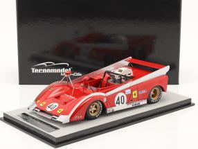 Ferrari 712 M #40 Can-Am Watkins Glen 1972 Jarier 1:18 Tecnomodel