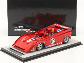 Ferrari 712 M #10 Can-Am Watkins Glen 1974 Redman 1:18 Tecnomodel