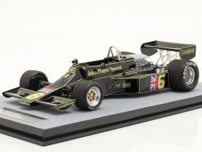 Gunnar Nilsson Lotus 77 #6 Monaco GP Formel 1 1976 1:18 Tecnomodel