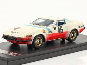 Ferrari 365 GTB/4 #46 24h LeMans 1975 Malcher, Langlois 1:43 Matrix
