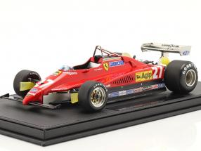 Patrick Tambay Ferrari 126C2 #27 2nd Italien GP Formel 1 1982 1:18 GP Replicas