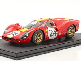 Ferrari 330 P4 #24 3rd 24h LeMans 1967 Mairesse, Blaton 1:18 GP Replicas
