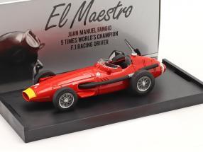 J.M. Fangio Maserati 250F GP Germania 1957 1:43 Brumm