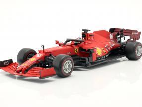 Charles Leclerc Ferrari SF21 #16 Formel 1 2021 1:18 Bburago