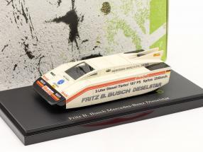 Fritz B. Busch Mercedes-Benz Dieselstar Weltrekord 1975 1:43 AutoCult