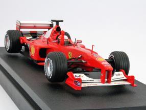 M. Schumacher Ferrari F1-2000 World Champion Formula 1 2000 Suzuka GP 1:18 HotWheels