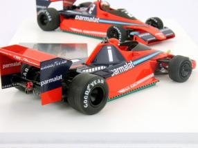 Lauda, Watson Brabham BT46 Winner Set GP Italy Formula 1 1978 1:43 TrueScale