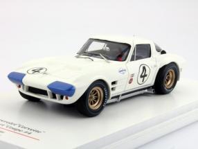 Chevrolet Corvette Grand Sport Coupe #4 12h Sebring 1964 1:43 TrueScale